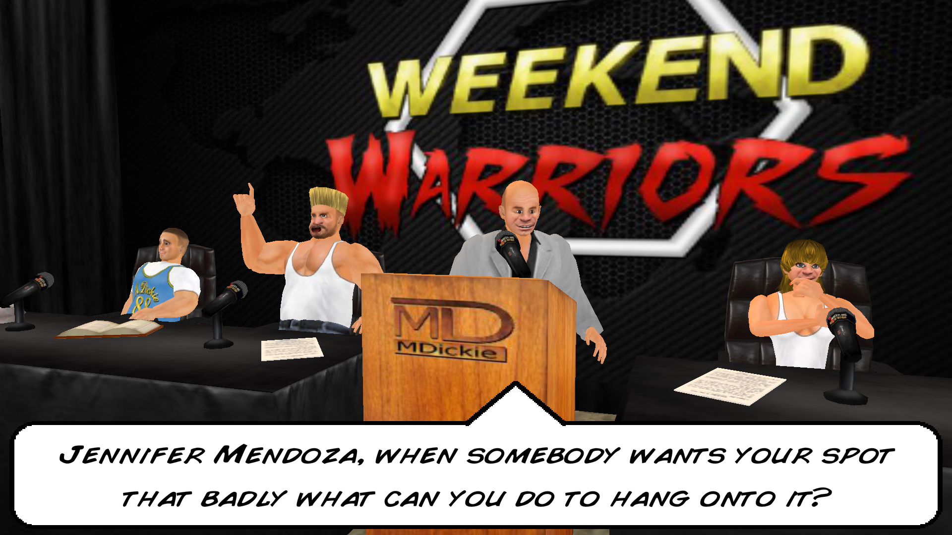 androidアプリ Weekend Warriors MMA攻略スクリーンショット6