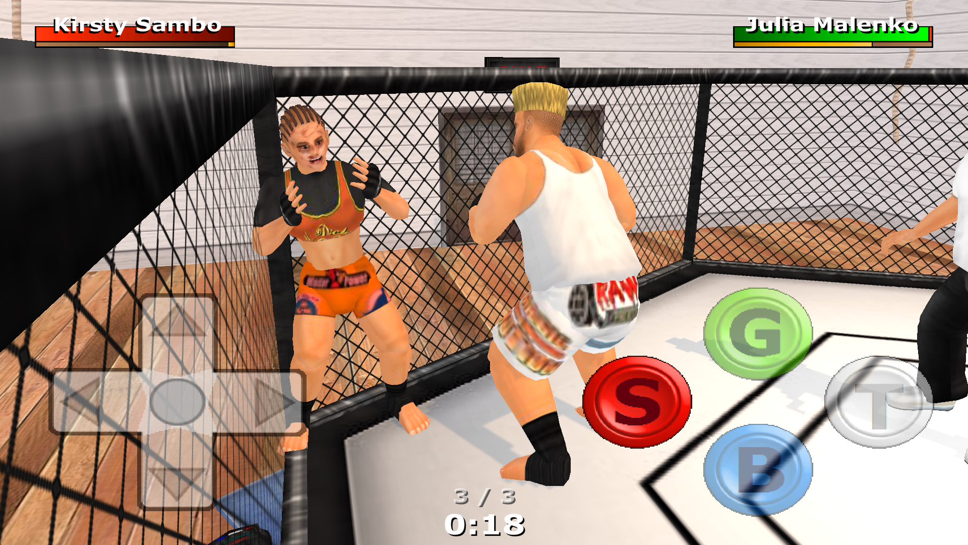 androidアプリ Weekend Warriors MMA攻略スクリーンショット7
