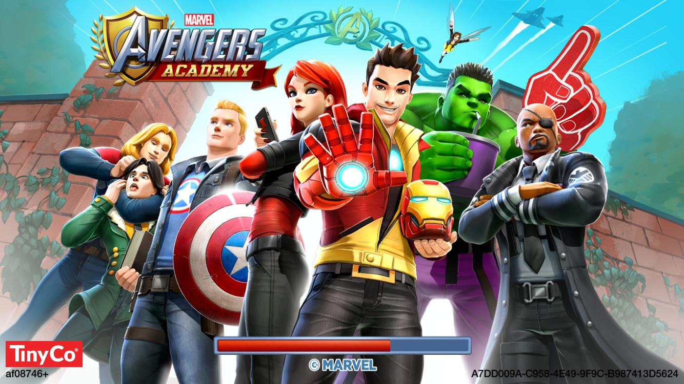 androidアプリ MARVEL Avengers Academy TM攻略スクリーンショット1