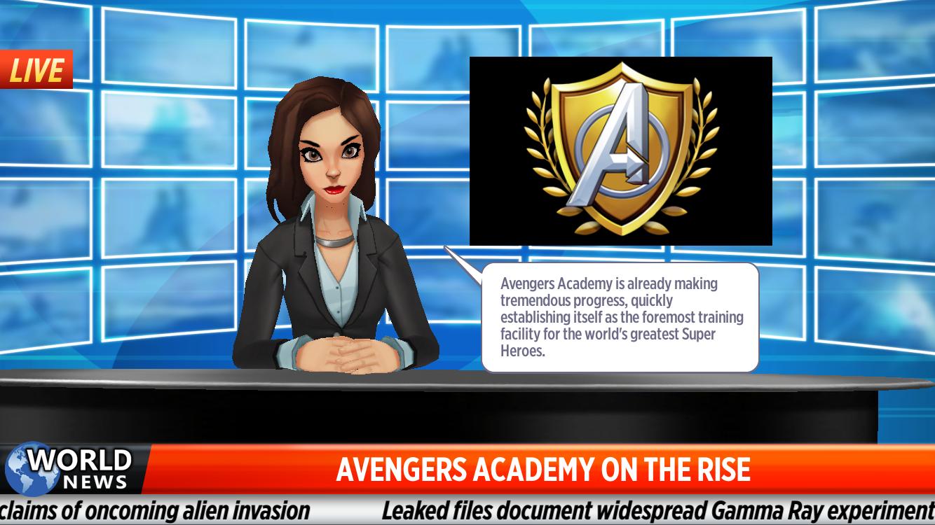 androidアプリ MARVEL Avengers Academy TM攻略スクリーンショット8