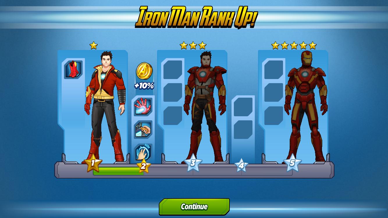 MARVEL Avengers Academy TM androidアプリスクリーンショット3