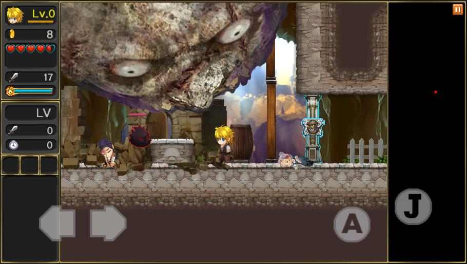 月の伝説(The Legend of Moon) androidアプリスクリーンショット2