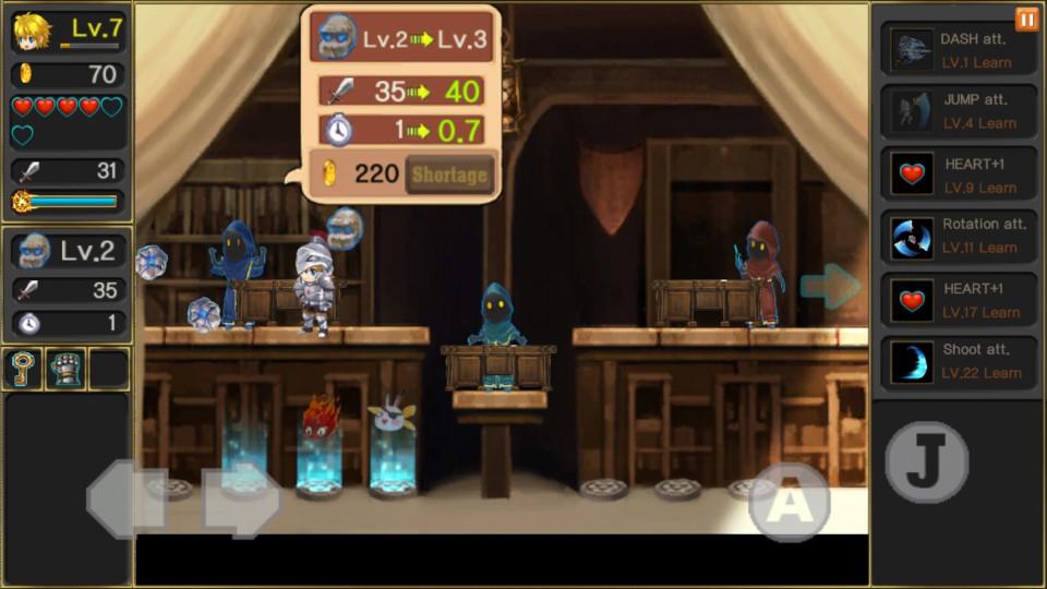 月の伝説(The Legend of Moon) androidアプリスクリーンショット3
