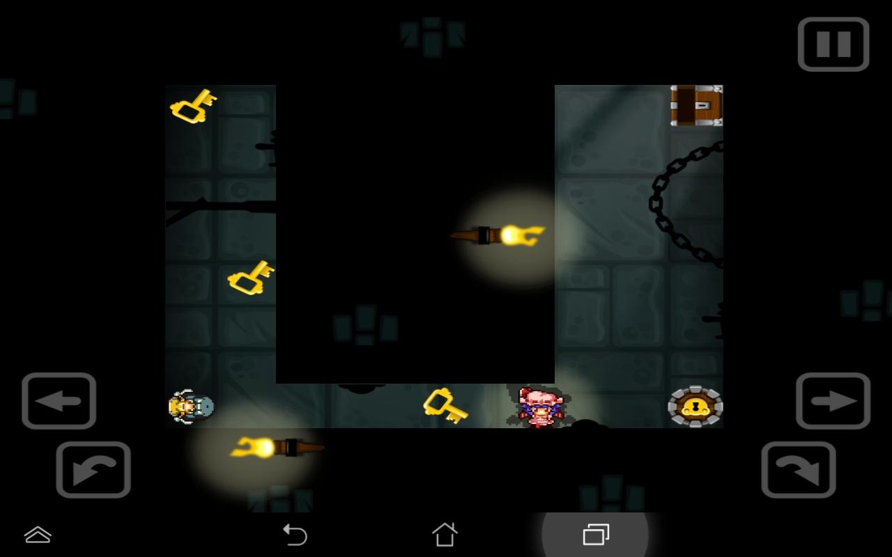 レミリアvs地下迷宮 Remilia Maze androidアプリスクリーンショット1