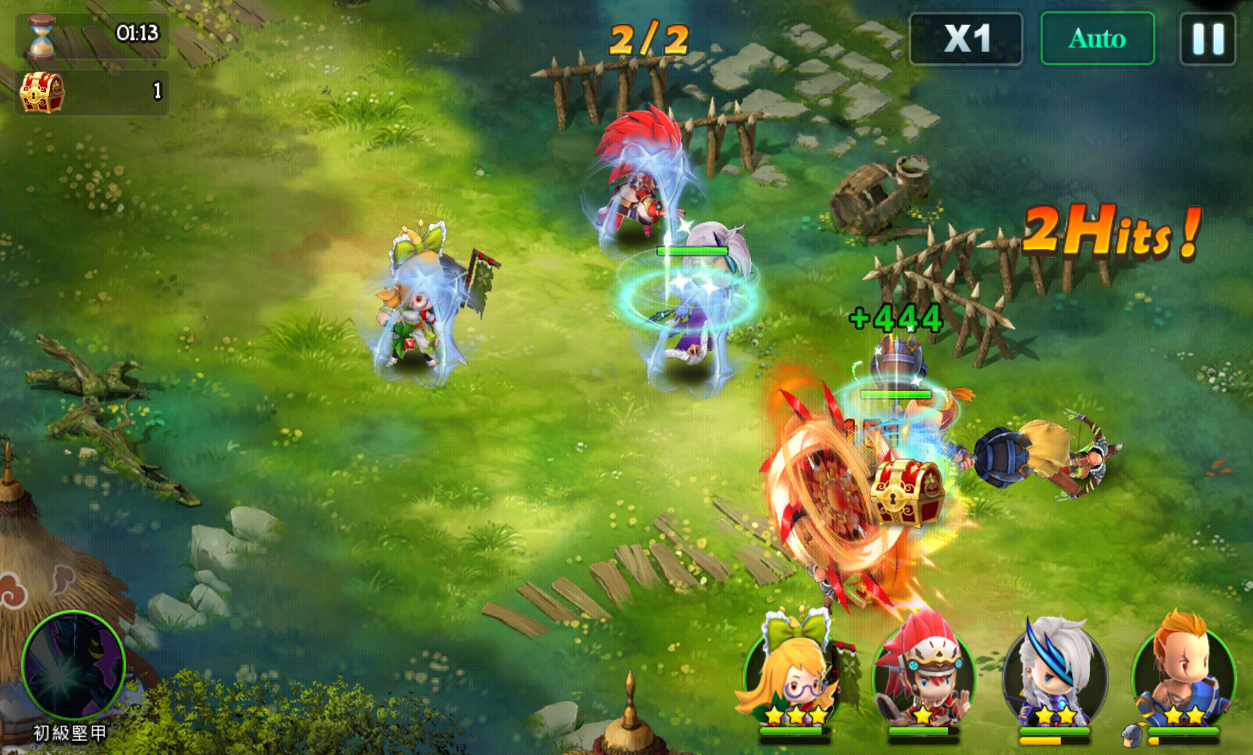 androidアプリ Mystic Kingdom攻略スクリーンショット5