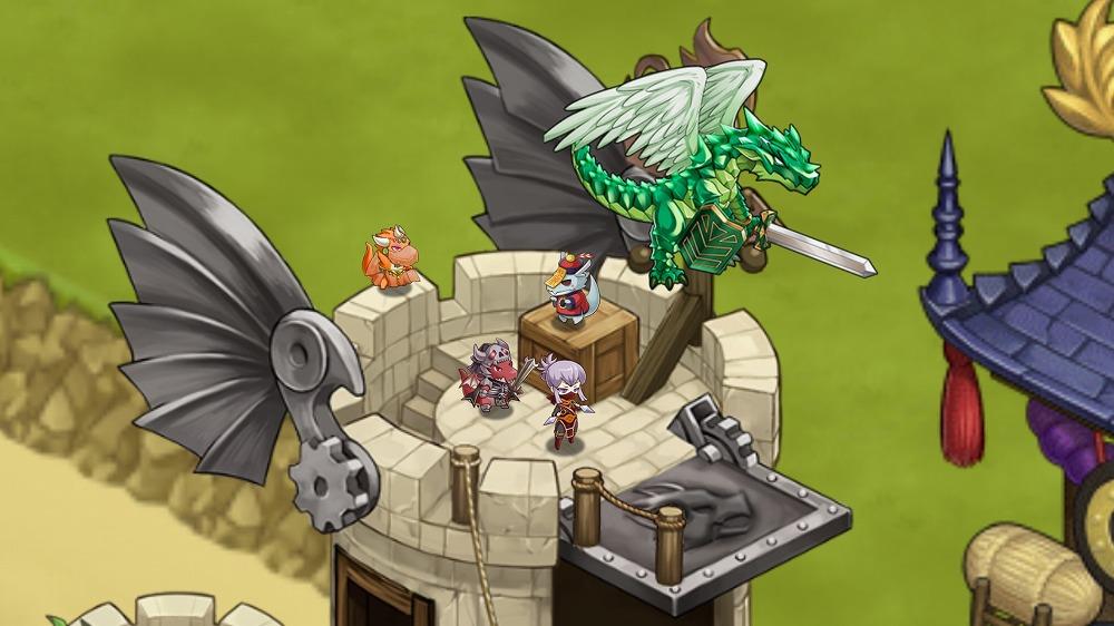 androidアプリ フレンドラ ~竜とつながりの島~攻略スクリーンショット6