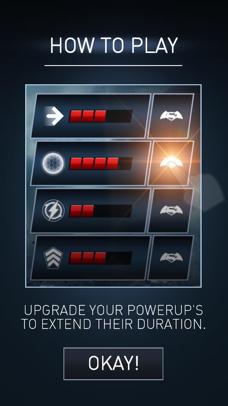 androidアプリ バットマン vs スーパーマン:世紀の対決攻略スクリーンショット3