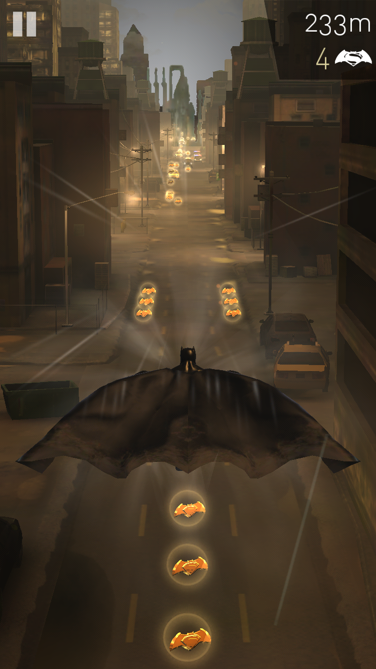 androidアプリ バットマン vs スーパーマン:世紀の対決攻略スクリーンショット5