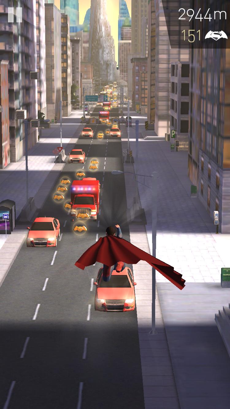 androidアプリ バットマン vs スーパーマン:世紀の対決攻略スクリーンショット7