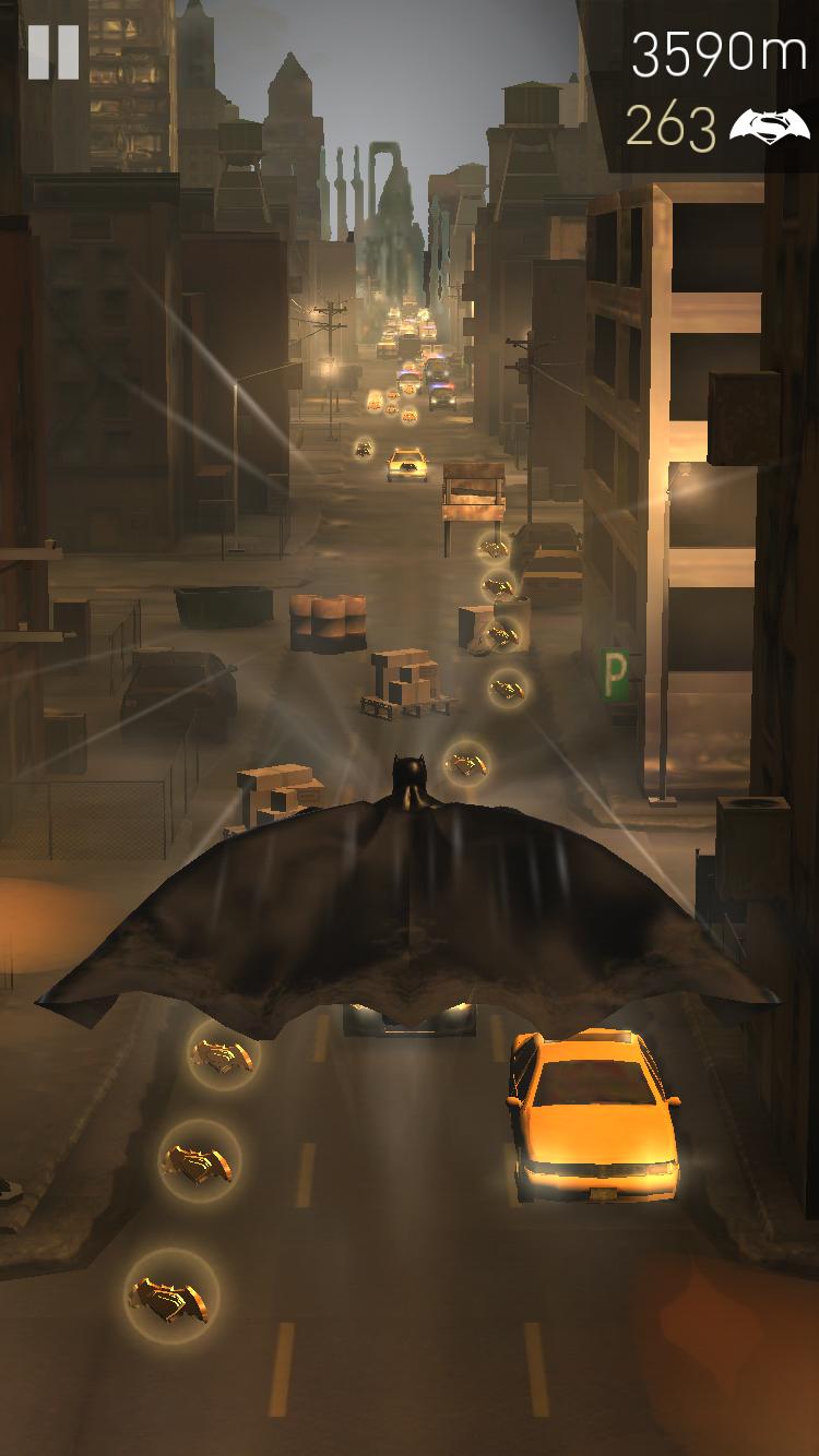 バットマン vs スーパーマン:世紀の対決 androidアプリスクリーンショット1