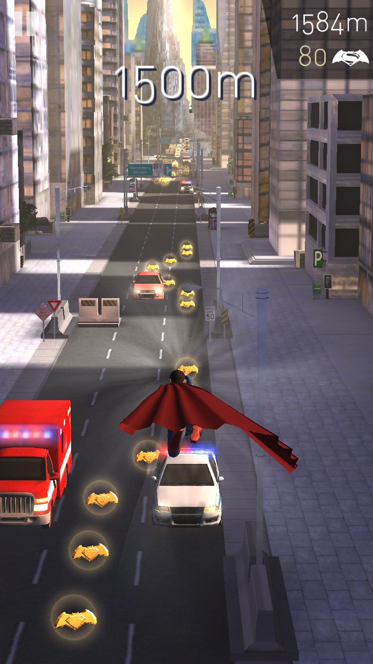 バットマン vs スーパーマン:世紀の対決 androidアプリスクリーンショット3