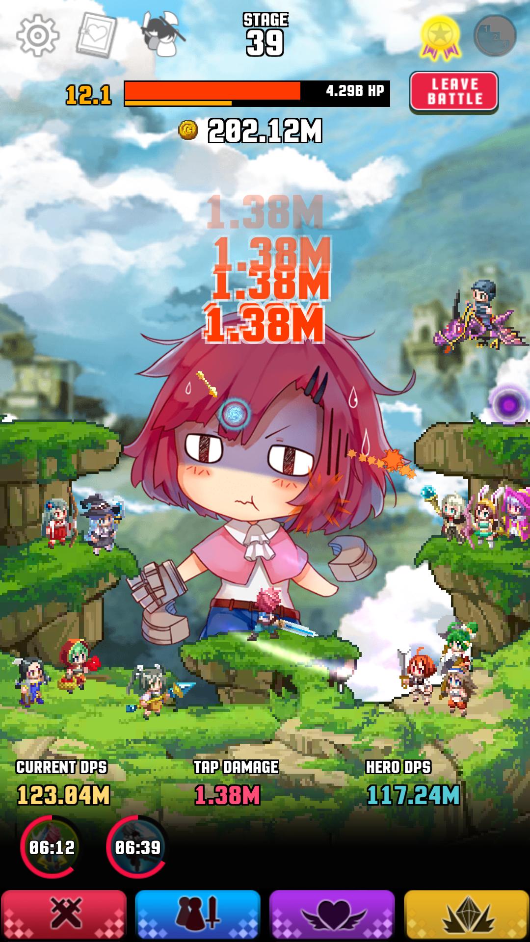 androidアプリ 進撃の巨娘(Attack on Moe)攻略スクリーンショット3