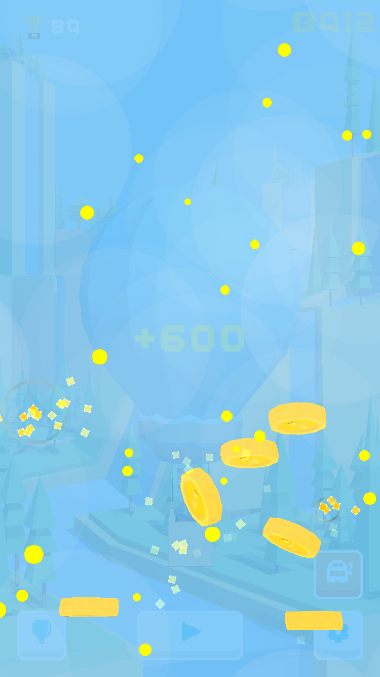 androidアプリ Don't Pop! - 無限のバルーンチラシ攻略スクリーンショット3