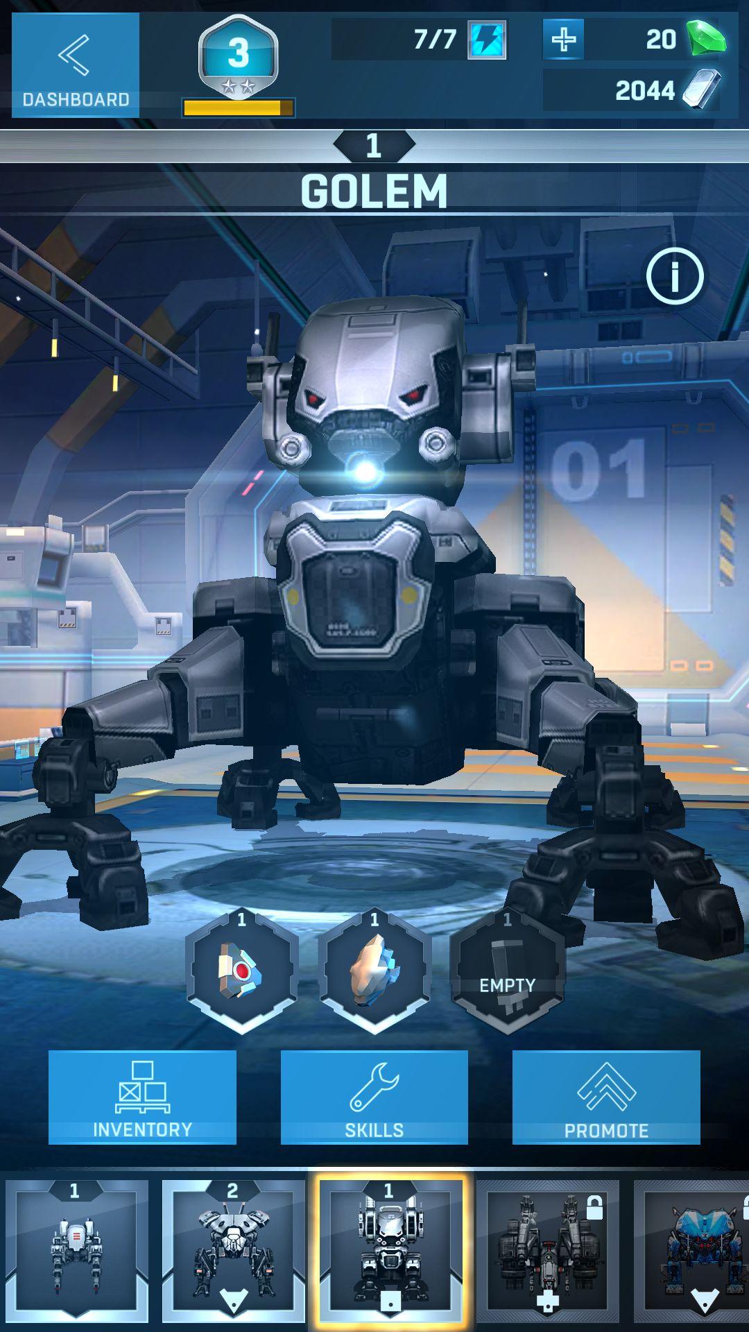 ロボサイド(Robocide) androidアプリスクリーンショット2