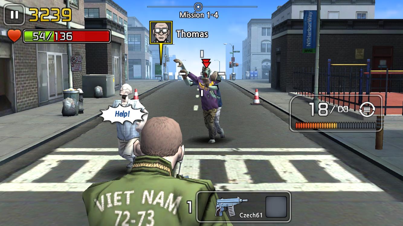 Spirit Hunter androidアプリスクリーンショット3