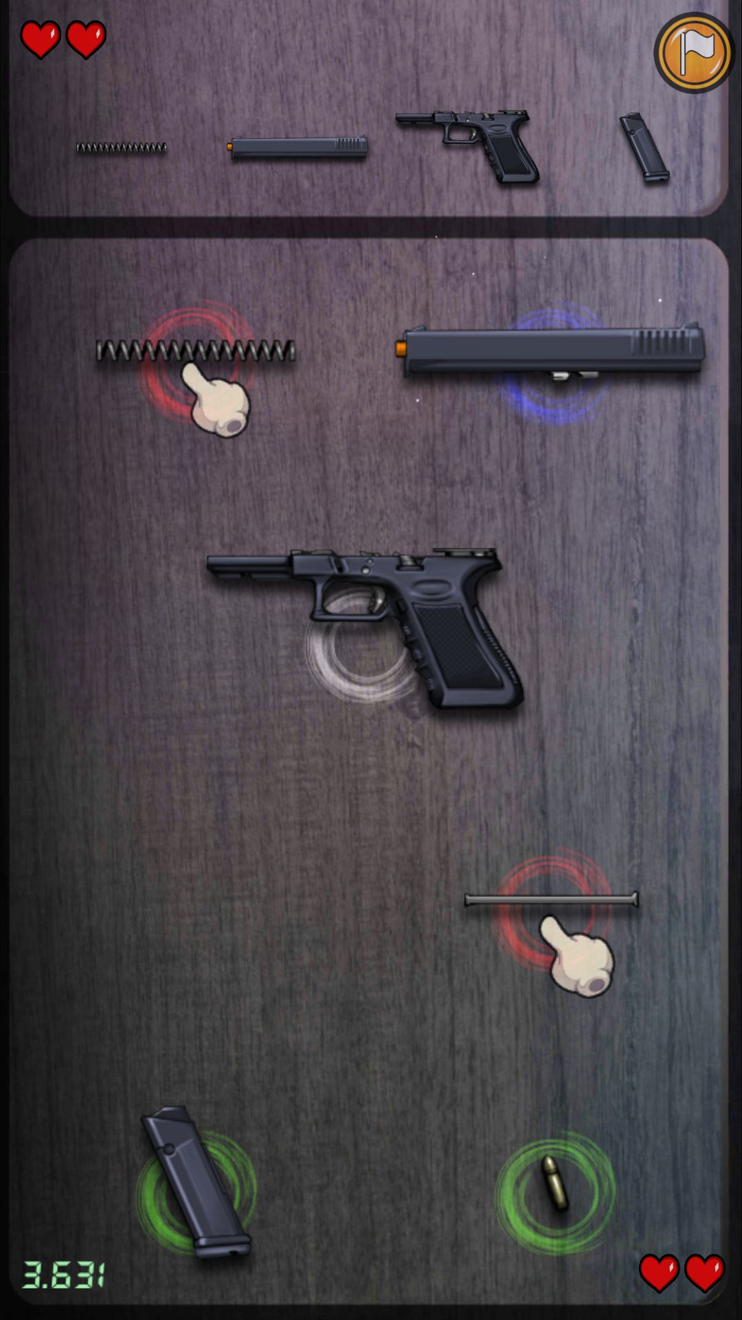 androidアプリ ガンスリンガー(GunSlinger - The Fast Gun)攻略スクリーンショット2