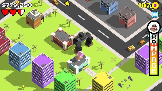 androidアプリ Smashy City攻略スクリーンショット1