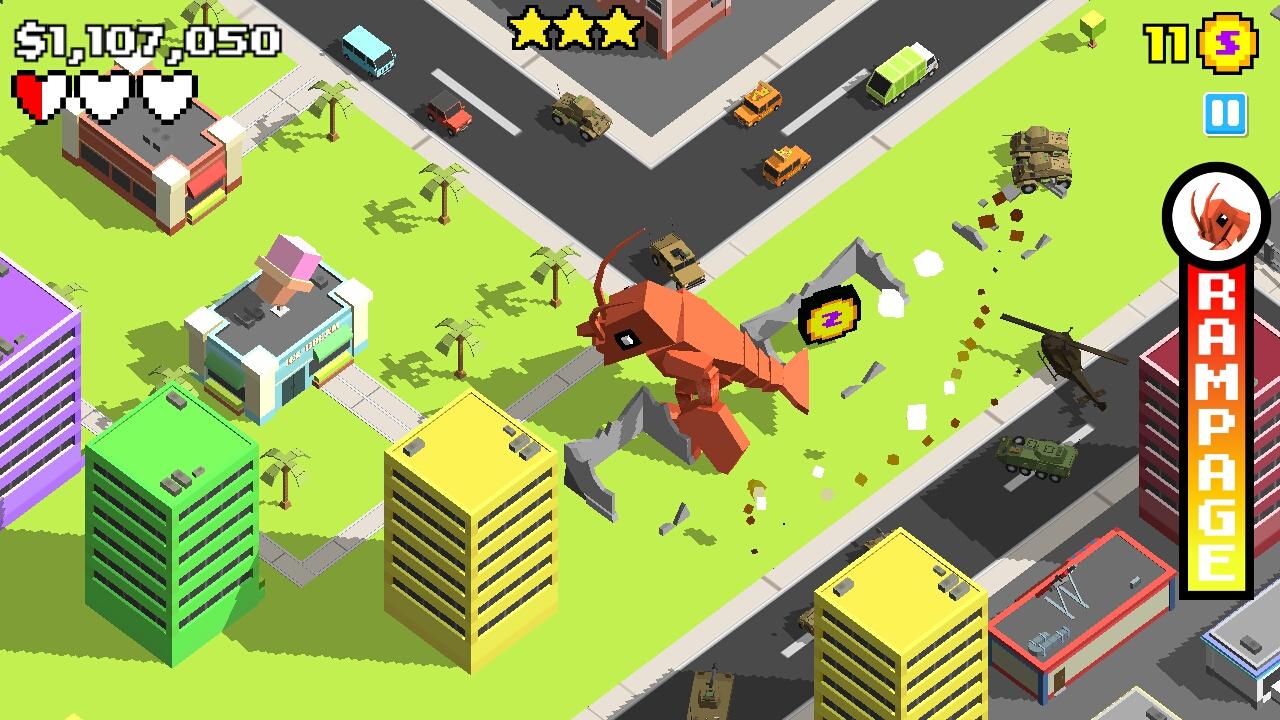 androidアプリ Smashy City攻略スクリーンショット4