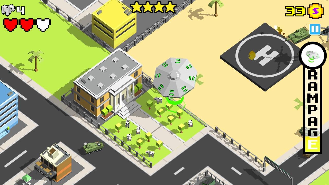androidアプリ Smashy City攻略スクリーンショット5