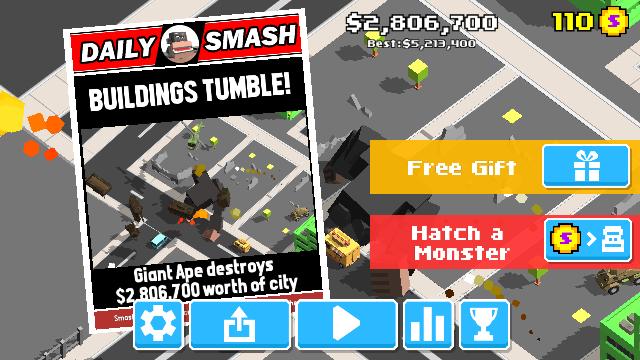 androidアプリ Smashy City攻略スクリーンショット6