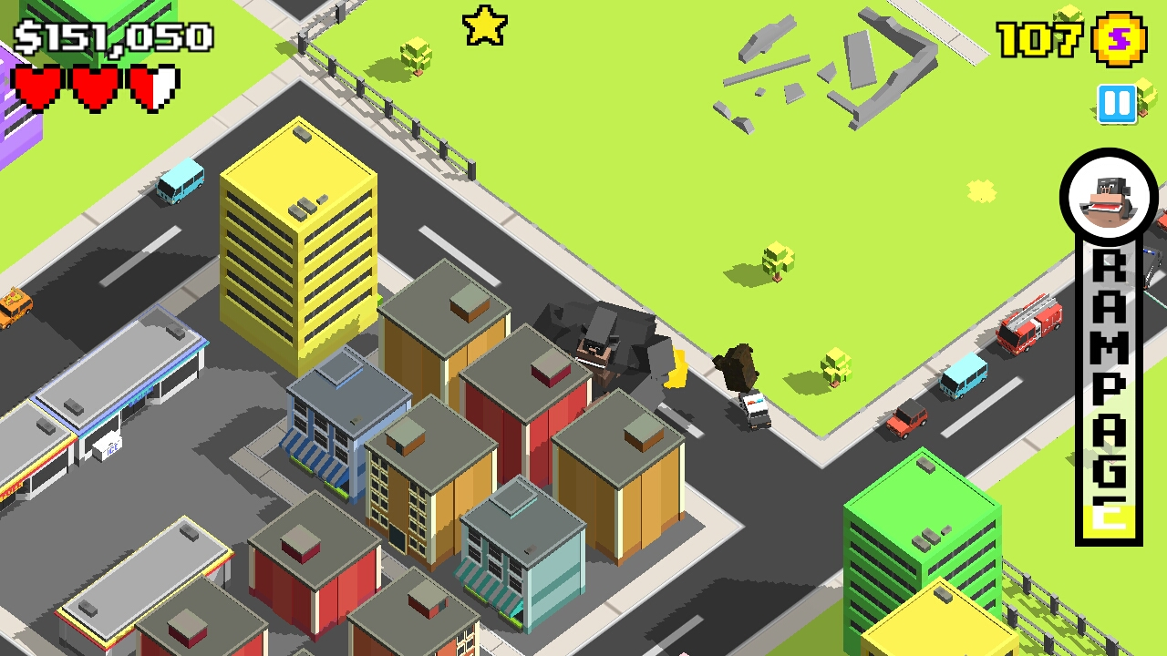 Smashy City androidアプリスクリーンショット1
