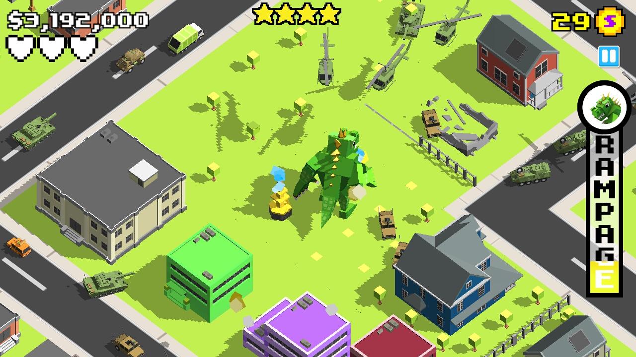 Smashy City androidアプリスクリーンショット3