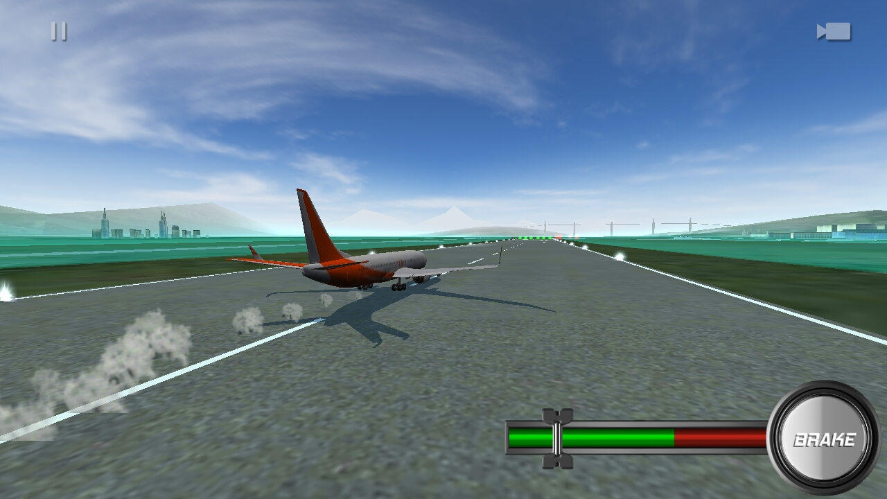 androidアプリ Flight Alert Simulator 3D Free攻略スクリーンショット4