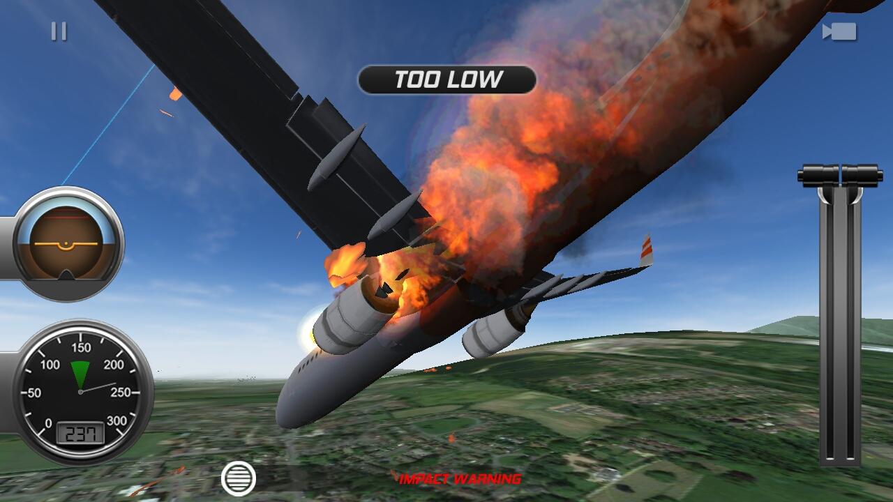 androidアプリ Flight Alert Simulator 3D Free攻略スクリーンショット6