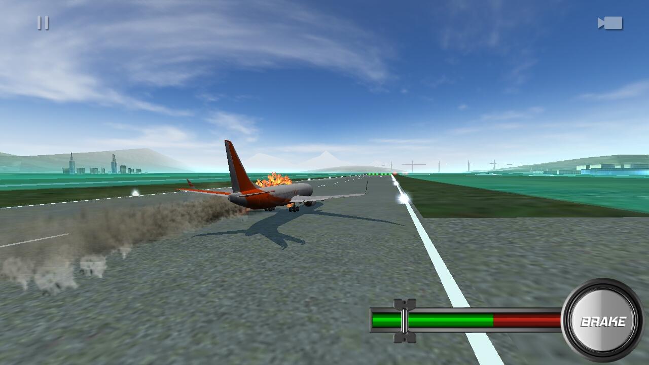 androidアプリ Flight Alert Simulator 3D Free攻略スクリーンショット8