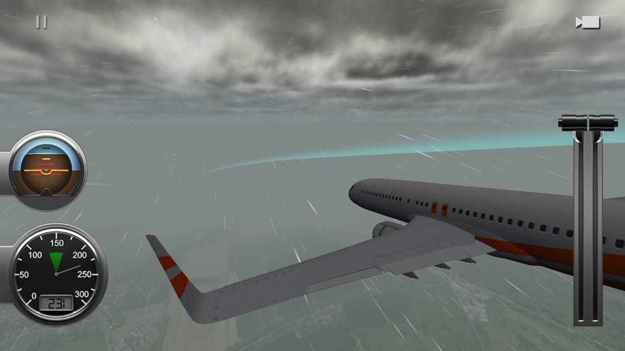 Flight Alert Simulator 3D Free androidアプリスクリーンショット2