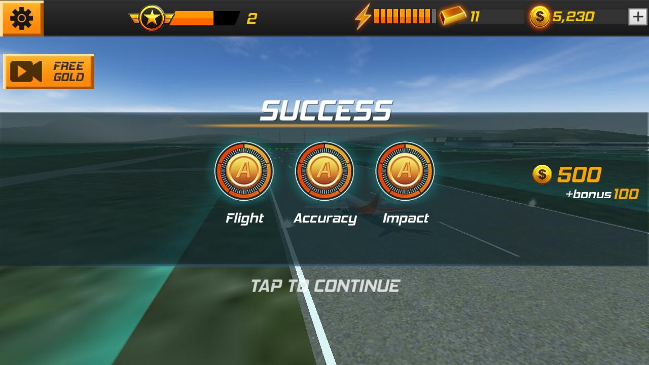 Flight Alert Simulator 3D Free androidアプリスクリーンショット3