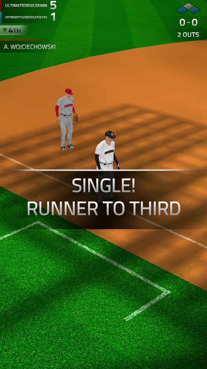 TAP SPORTS BASEBALL 2016 androidアプリスクリーンショット2