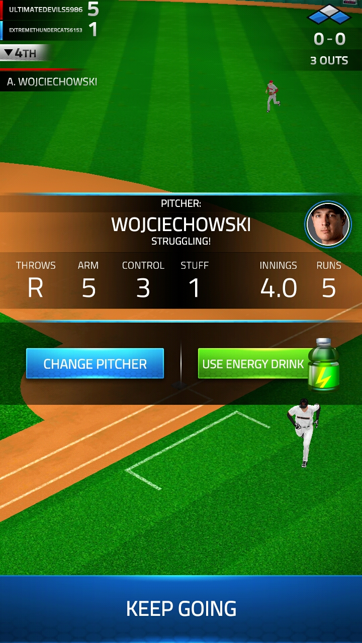 TAP SPORTS BASEBALL 2016 androidアプリスクリーンショット3