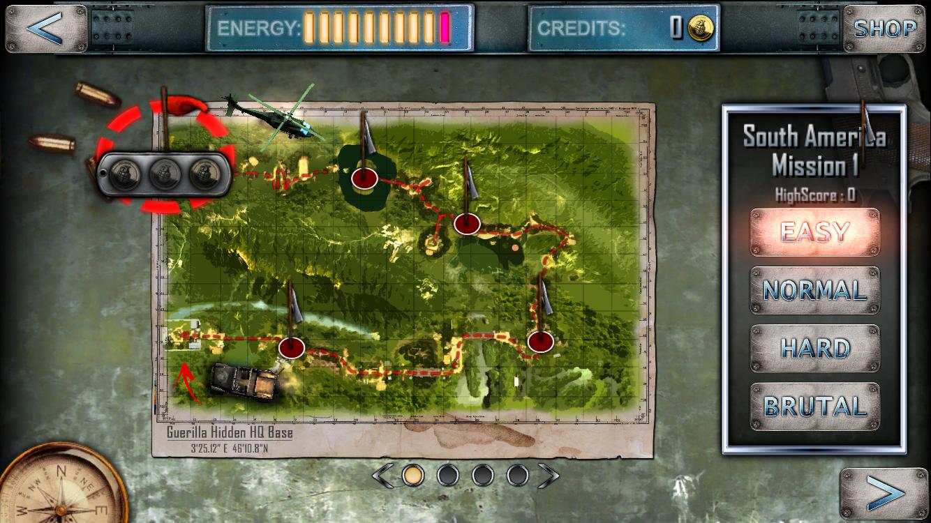 androidアプリ Assault Commando 2攻略スクリーンショット3