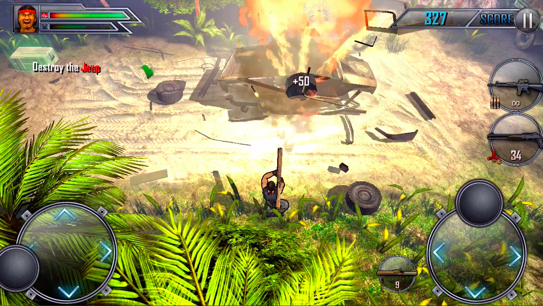 Assault Commando 2 androidアプリスクリーンショット3