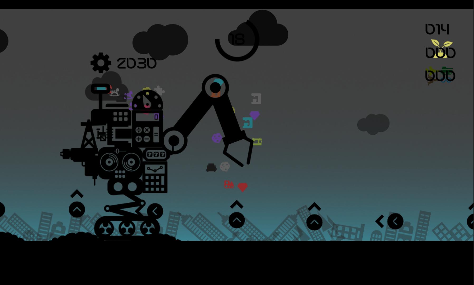 androidアプリ ひとたがやし攻略スクリーンショット2