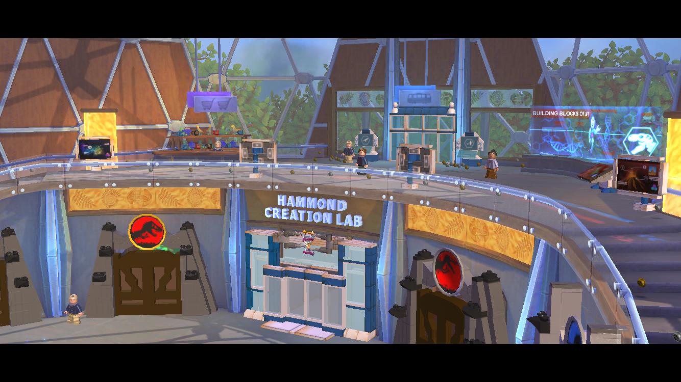 androidアプリ LEGO® Jurassic World™攻略スクリーンショット5