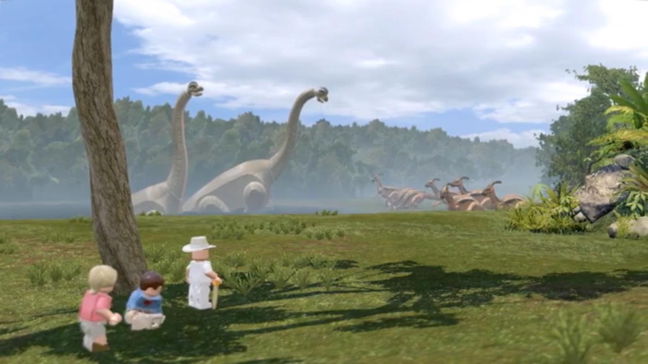 LEGO® Jurassic World™ androidアプリスクリーンショット1