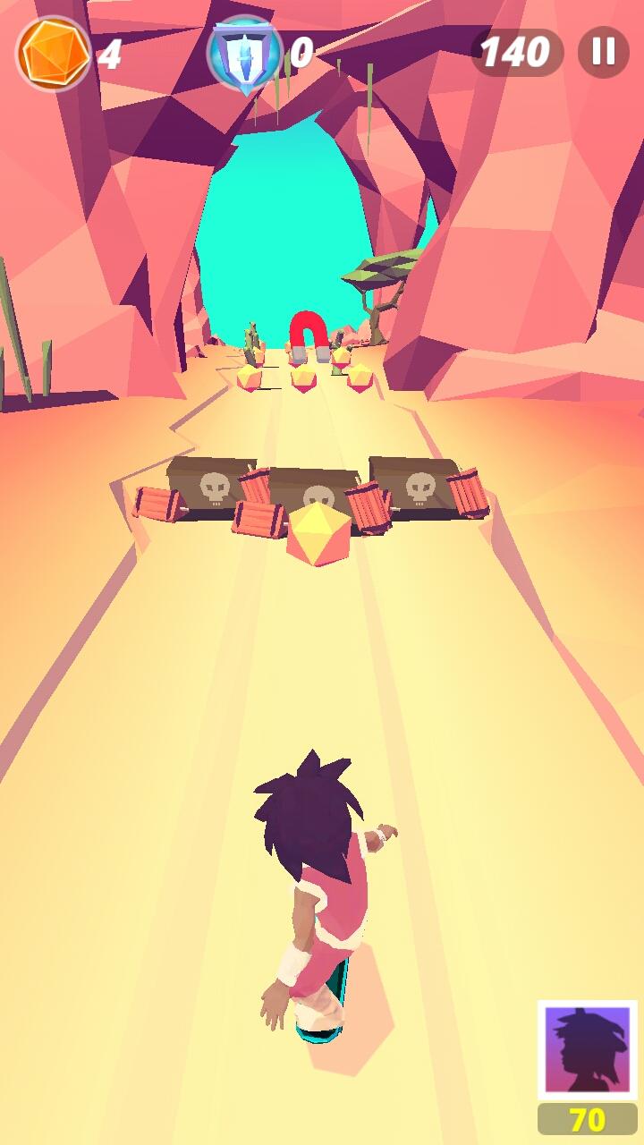 Infinite Skater androidアプリスクリーンショット3
