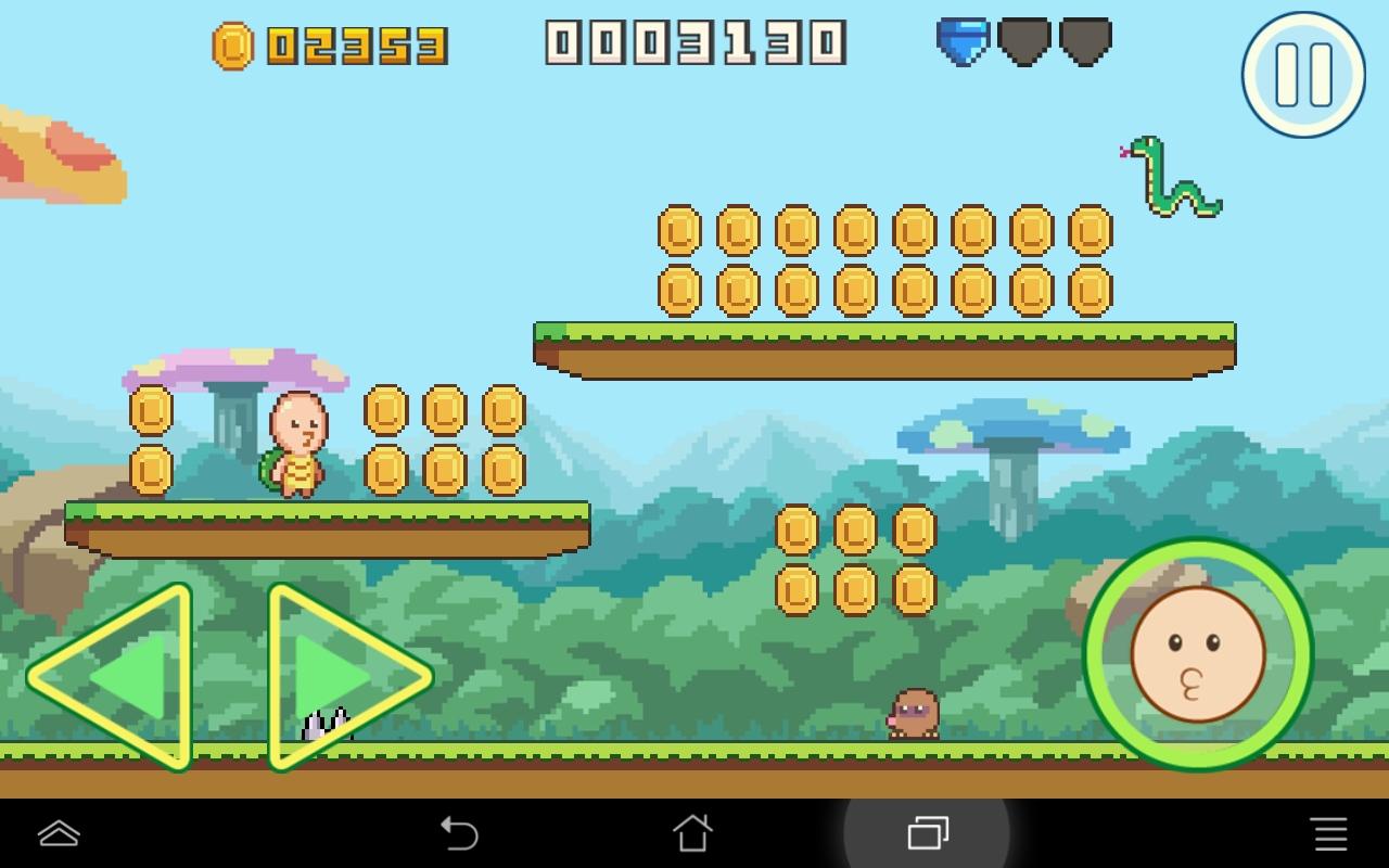 カメオカダッシュ androidアプリスクリーンショット1