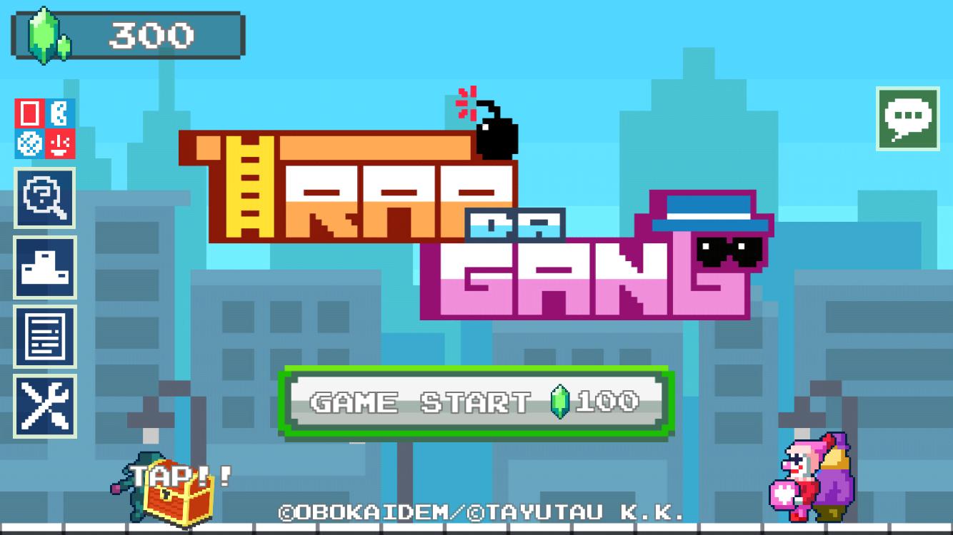 androidアプリ TRAP DA GANG攻略スクリーンショット1