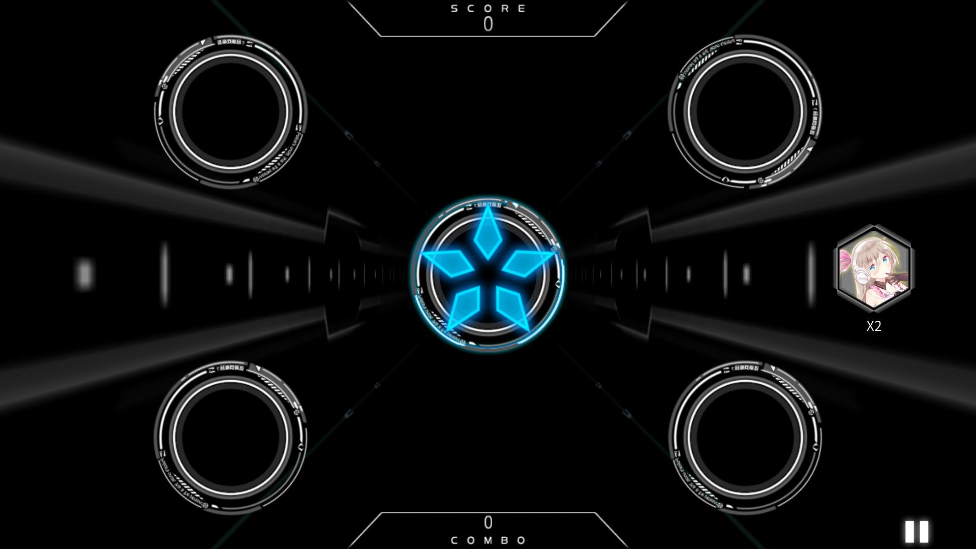 androidアプリ Zyon載音攻略スクリーンショット7