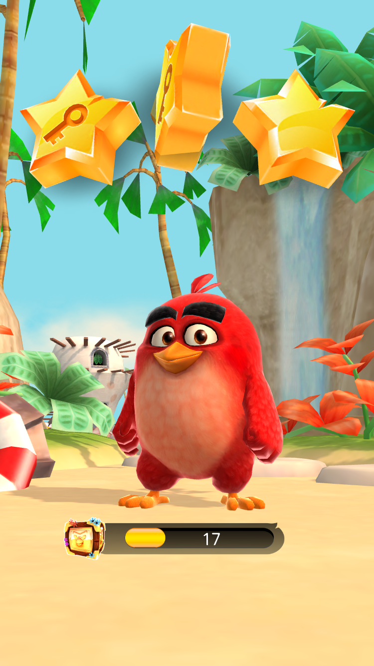 androidアプリ Angry Birds Action!攻略スクリーンショット3