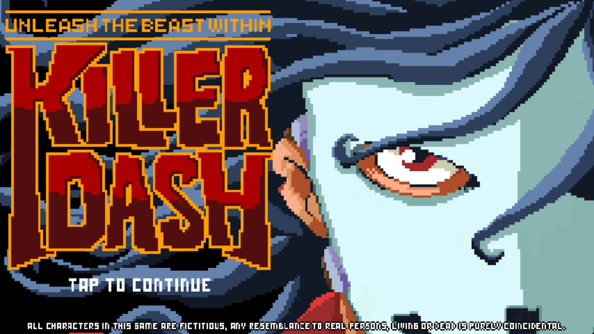 androidアプリ Killer Dash(キラーダッシュ)攻略スクリーンショット4