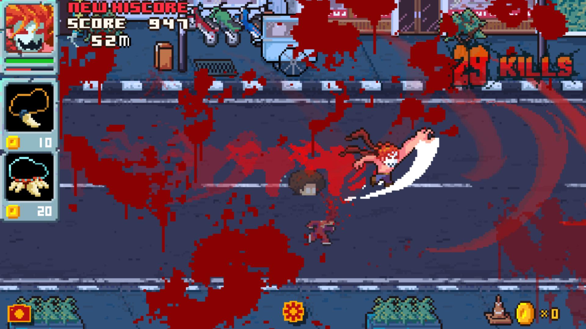 Killer Dash(キラーダッシュ) androidアプリスクリーンショット2