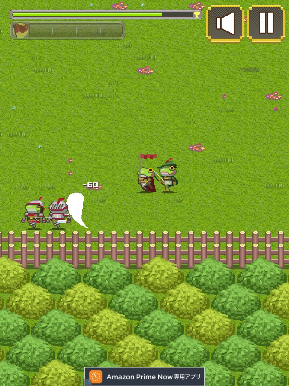 Kerohiro the Flag Bearer androidアプリスクリーンショット3