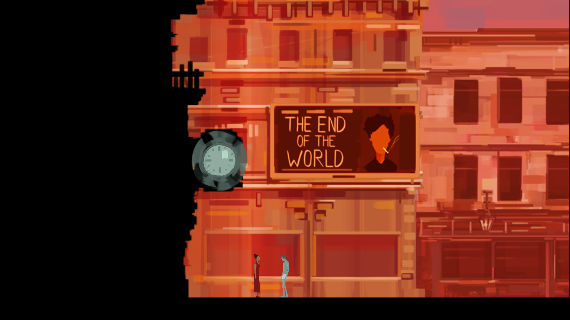 androidアプリ The End of the World攻略スクリーンショット2
