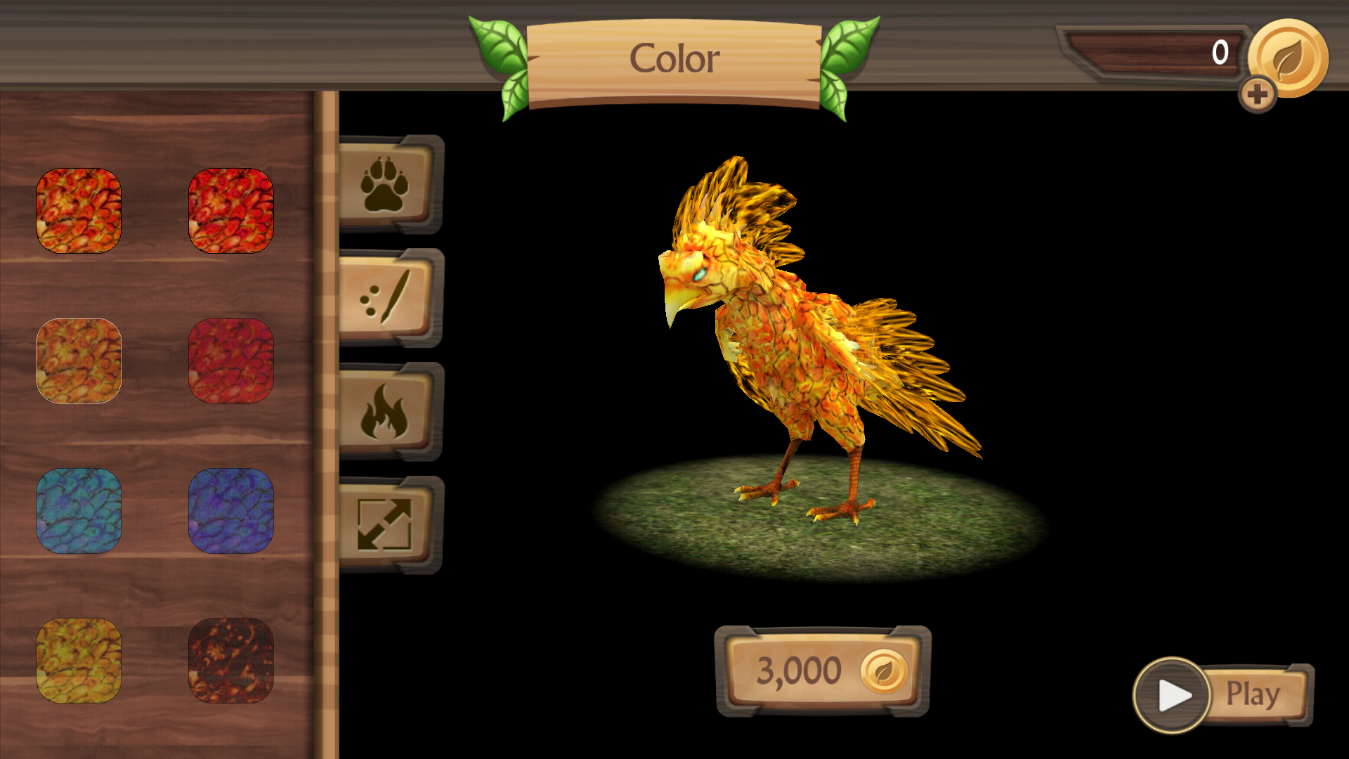 androidアプリ Phoenix Sim 3D(フェニックス シミュレータ)攻略スクリーンショット1