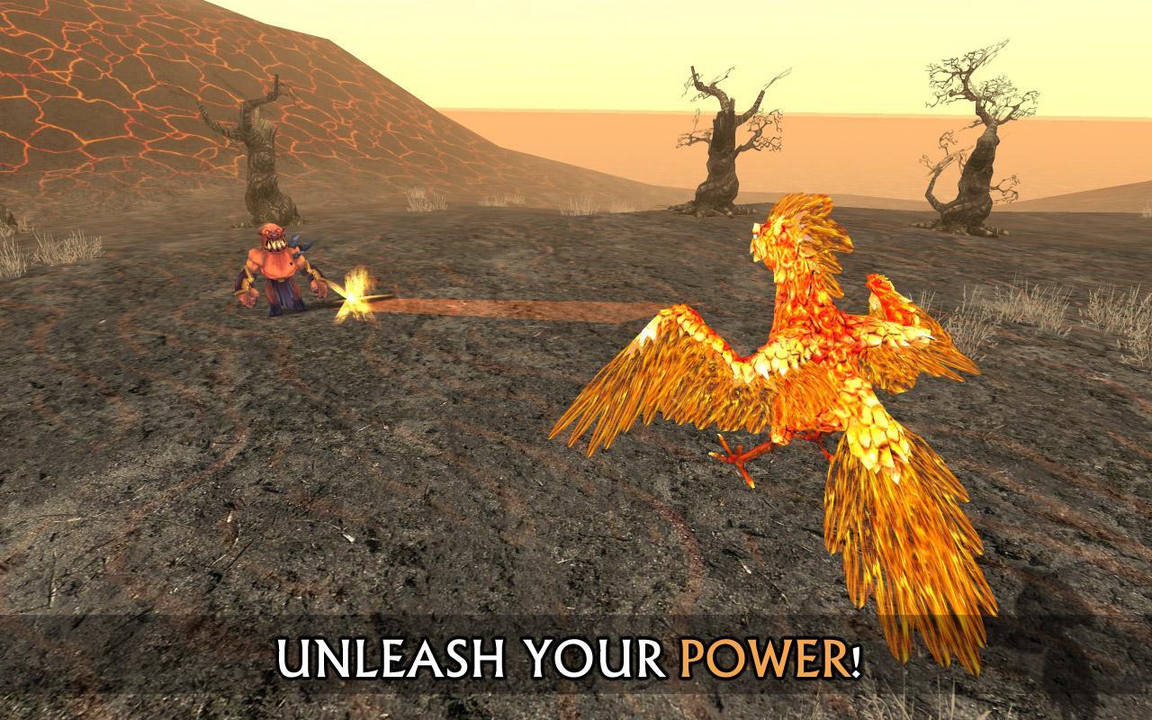 androidアプリ Phoenix Sim 3D(フェニックス シミュレータ)攻略スクリーンショット3