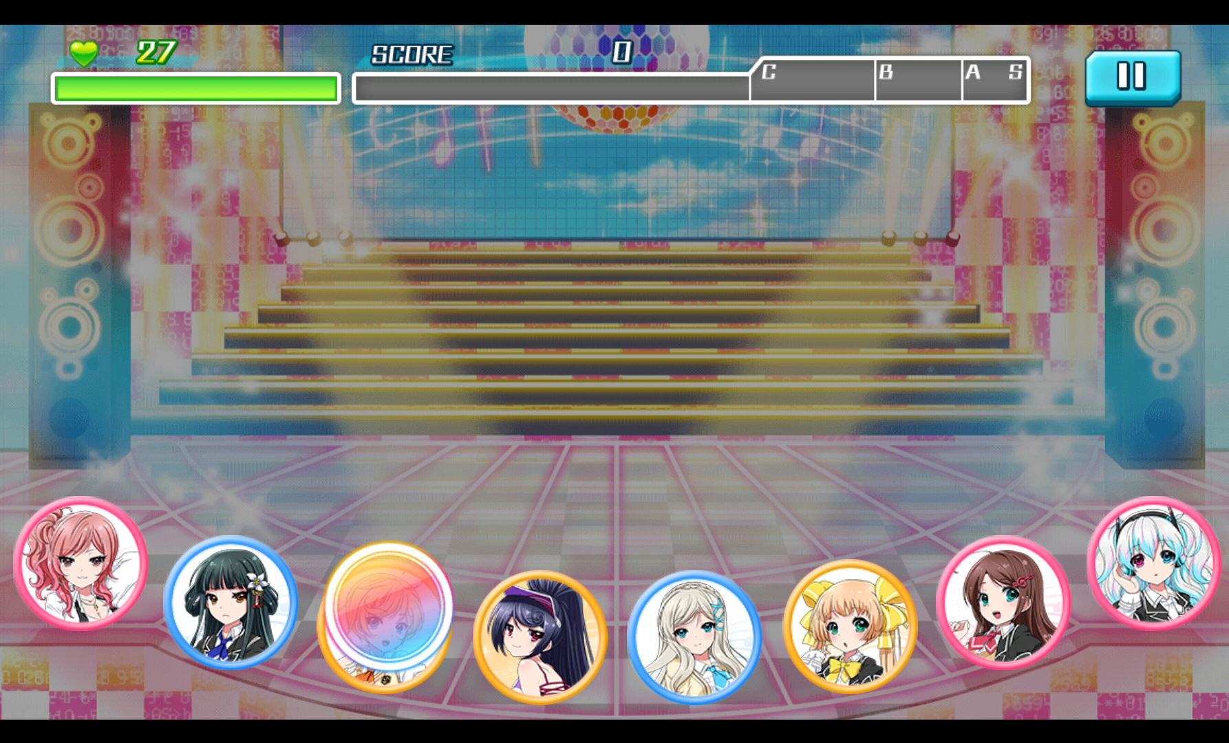 androidアプリ 8 beat Story♪攻略スクリーンショット4